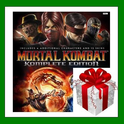 Mortal Kombat Komplete Edition - Steam Key - RU-CIS-UA