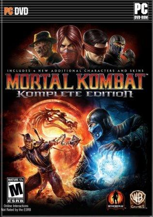 Mortal Kombat Komplete Edition - Steam Region* Free