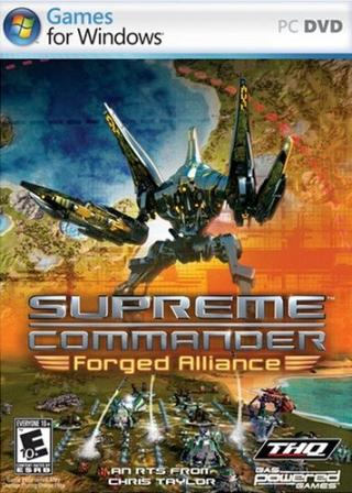 Supreme Commander + Forged Alliance - Steam + ПОДАРОК