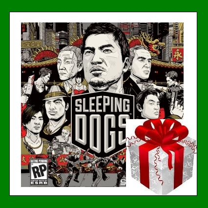 Sleeping Dogs Definitive - CD-KEY - Steam Region Free