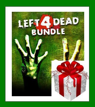 Left 4 Dead 2 Bundle - Steam Key - RU-CIS-UA