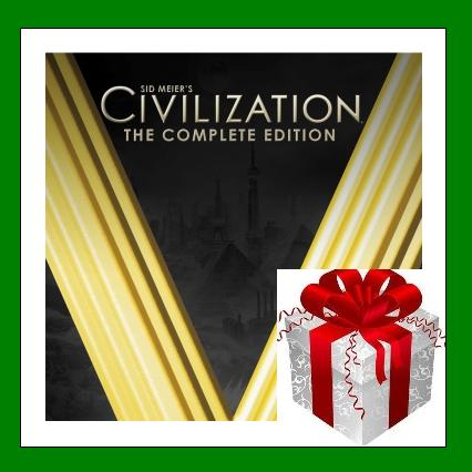 Civilization V 5 Complete Edition - Steam RU-CIS-UA