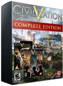 Civilization V 5 Complete Edition - Steam Gift RU-CIS
