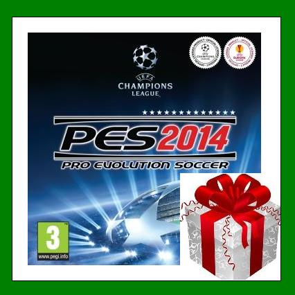 Pro Evolution Soccer 2014 - Steam Gift Region Free