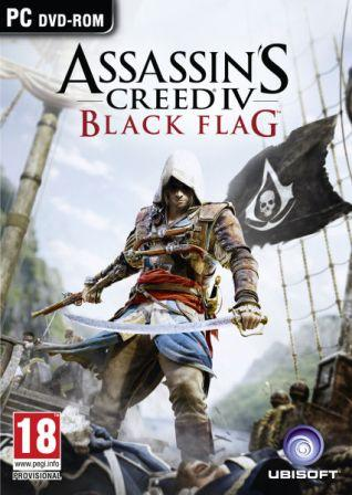Assassin Creed 4 (IV) Black Flag - Uplay Region Free