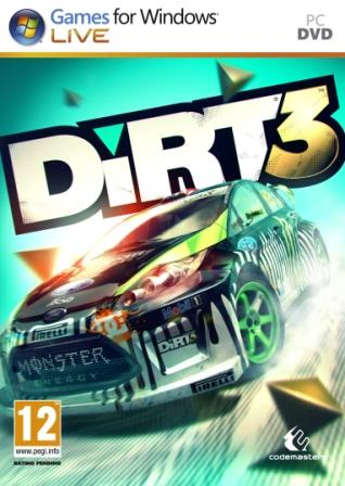 Colin McRae: DiRT 3 - Steam Gift RU-CIS-UA