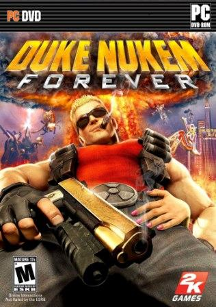 Duke Nukem Forever - Steam Key - RU-CIS-UA