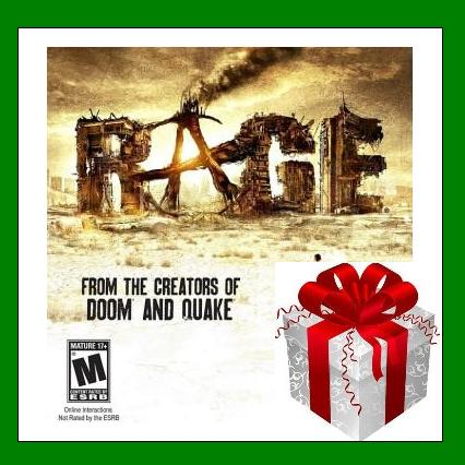 Rage - Steam Key - Region Free