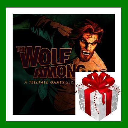 The Wolf Among Us - Steam RU-CIS-UA