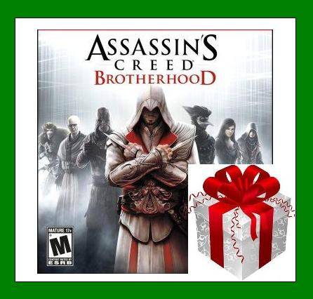 Assassins Creed Brotherhood - Steam RU-CIS-UA