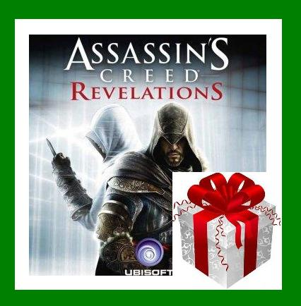 Assassins Creed Revelations - Steam Gift RU-CIS-UA