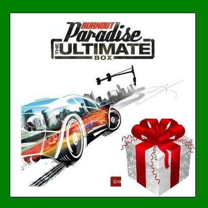 Burnout Paradise The Ultimate  - Steam Region Free
