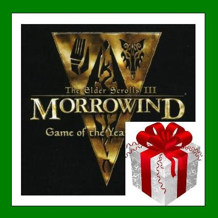 Elder Scrolls 3 III Morrowind GOTY - Steam Region Free
