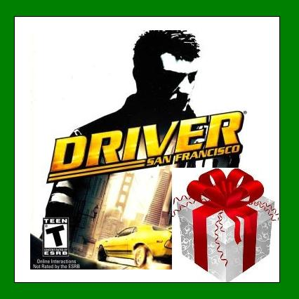 Driver San Francisco - key UPlay Region Free + GIFT