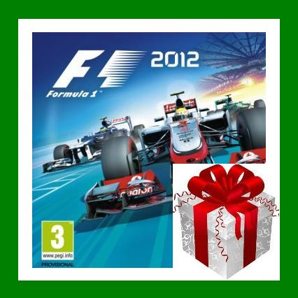 Formula 1 2012 (F1 2012) - Steam RU-CIS-UA + ПОДАРОК