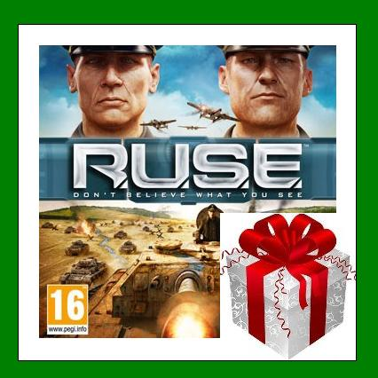 RUSE - R.U.S.E. -  Steam Key - RU-CIS-UA
