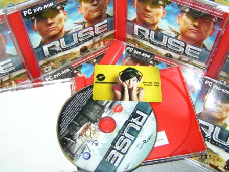 RUSE - R.U.S.E. - CD-KEY - Steam RU-CIS-UA