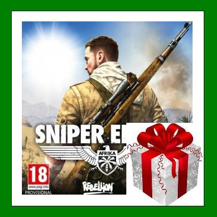 Sniper Elite 3 III - Steam Gift RU-CIS-UA + ПОДАРОК