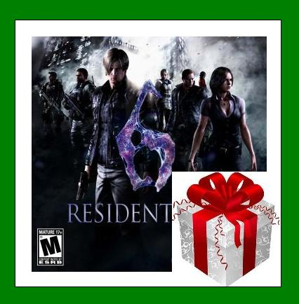 Resident Evil 6 - CD-KEY - Steam RU-CIS-UA