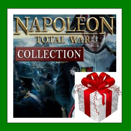 Napoleon Total War Collection - Steam *Region Free