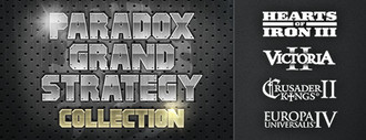 Paradox Grand Strategy Collection - Steam Region Free