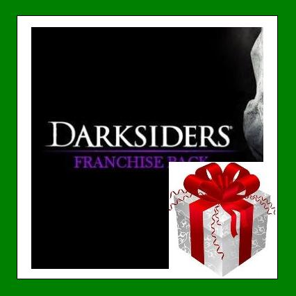 Darksiders Franchise Pack - Steam Key RU-CIS-UA