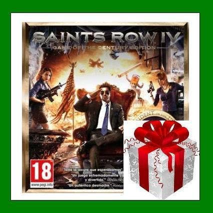Saints Row IV 4 Century Edition - Steam Gift RU-CIS-UA