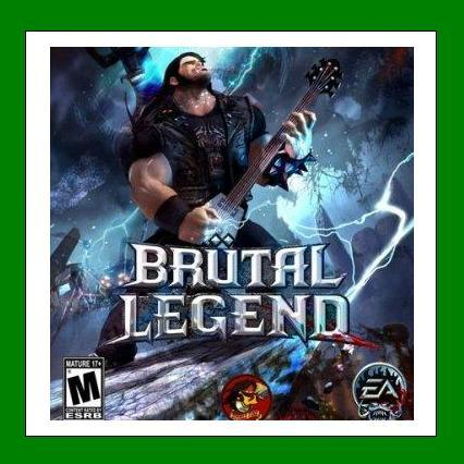 Brutal Legend - Steam Gift - RU-CIS-UA + АКЦИЯ