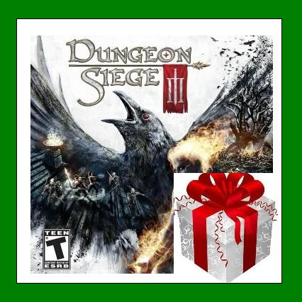 Dungeon Siege 3 Collection - Steam Gift RU-CIS-VPN