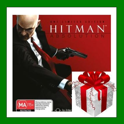 Hitman Absolution - CD-KEY - Steam Region Free