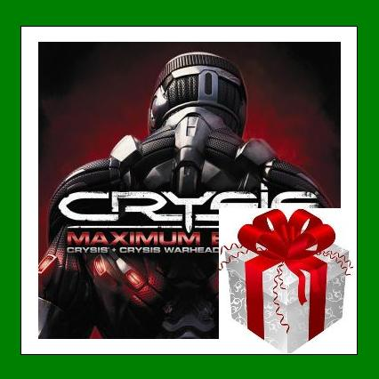 Crysis Maximum Edition - Steam Gift RU-CIS-UA + ПОДАРОК