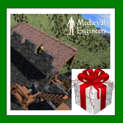 Medieval Engineers - Steam Gift RU+CIS+UA + АКЦИЯ