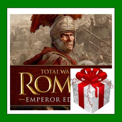 Total War Rome 2 Emperor Edition - Steam RU-CIS-UA