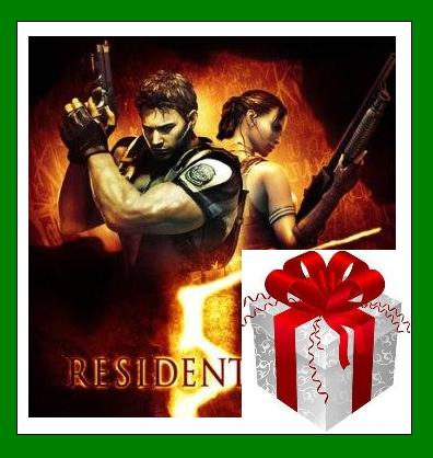 Resident Evil 5 - Steam Region Free