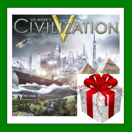 Civilization V 5 Complete - CD-KEY - Steam Region Free