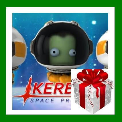 Kerbal Space Program - Steam Region Free + ПОДАРОК