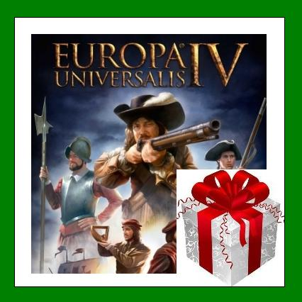 Europa Universalis 4 IV - Steam Key - RU-CIS-UA