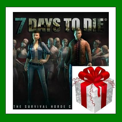 7 Days to Die - Steam Gift RU-CIS-UA + АКЦИЯ