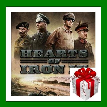 Hearts of Iron IV 4 Cadet Edition - Steam RU-CIS-UA