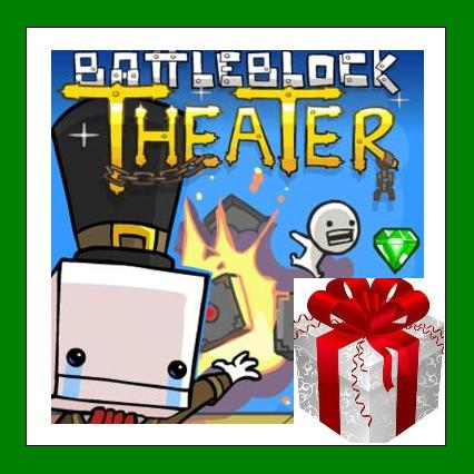 BattleBlock Theater - Steam Gift RU-CIS-UA + ПОДАРОК