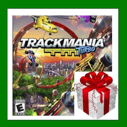 Trackmania Turbo - CD-KEY- UPlay RU-CIS-UA + ПОДАРОК