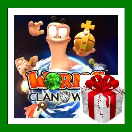 Worms Clan Wars - CD-KEY - Steam Region Free + ПОДАРОК