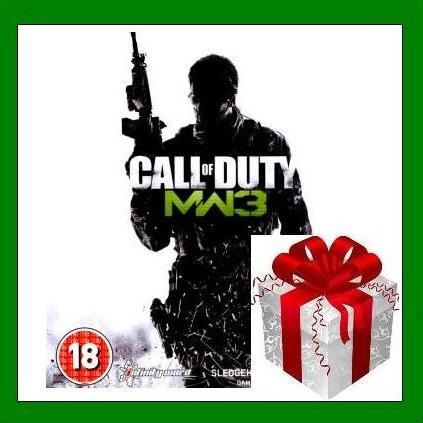 call of duty modern warfare 3 - region free + podarok 725 rur