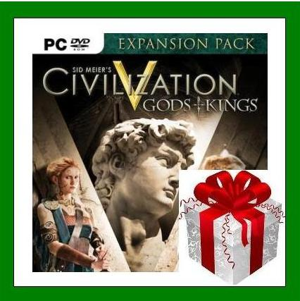 Civilization V 5 - Gods and Kings Боги и Короли Steam