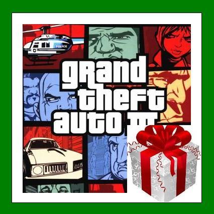 grand theft auto 3 iii steam key - region free + akciya 215 rur