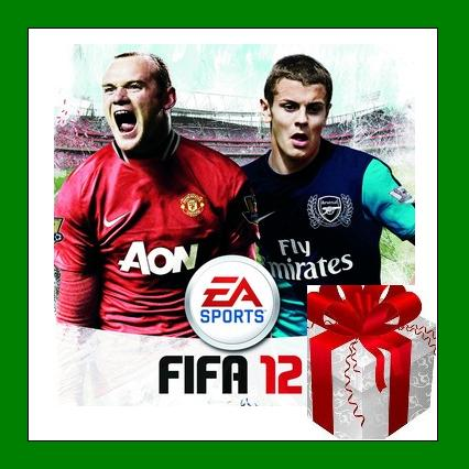 FIFA 12 Standart - CD-KEY Origin Region Free + ПОДАРОК
