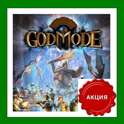 1God Mode - CD-KEY - Steam Region Free