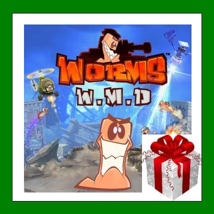 Worms W.M.D. - Steam Key - RU-CIS-UA