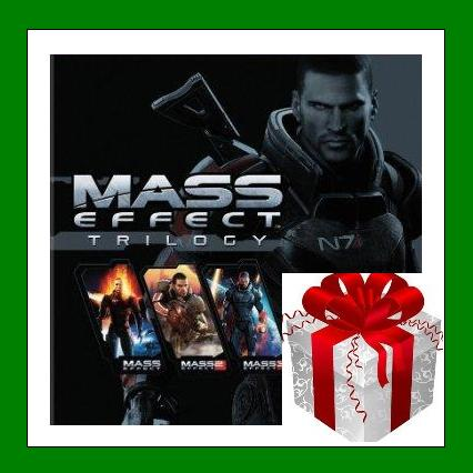 Mass Effect 3+2+1 Trilogy - Origin Region Free + БОНУС