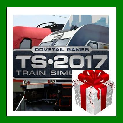 Train Simulator 2017 - Steam RU-CIS-UA + ПОДАРОК